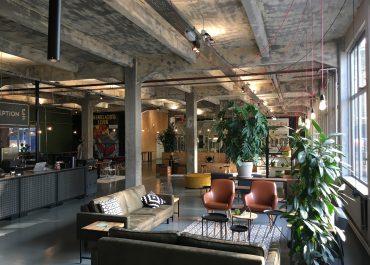 Case: C Park Bata: custom made werkplekken met een vleugje nostalgie