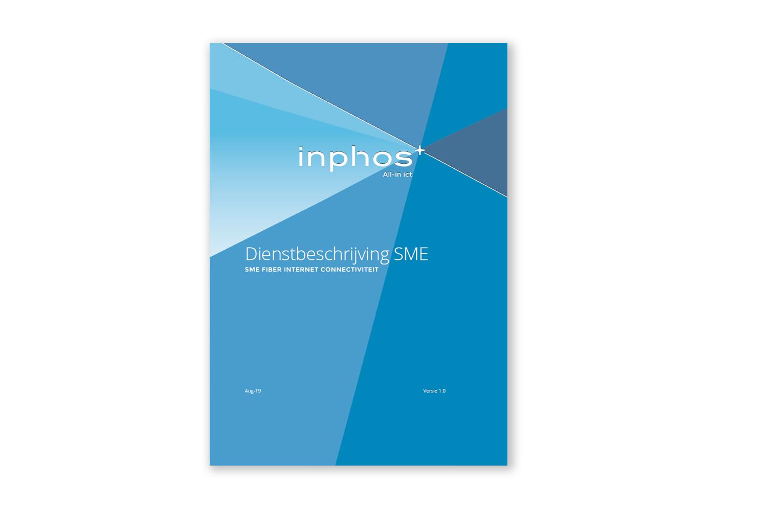 dienstbeschrijving inphos SME fiber