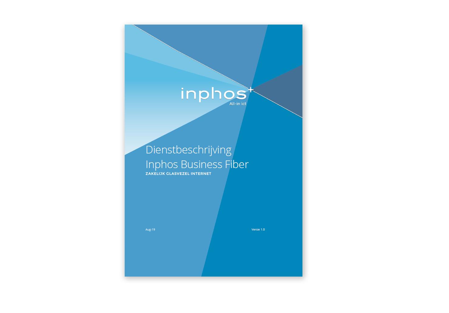 dienstbeschrijving inphos business fiber