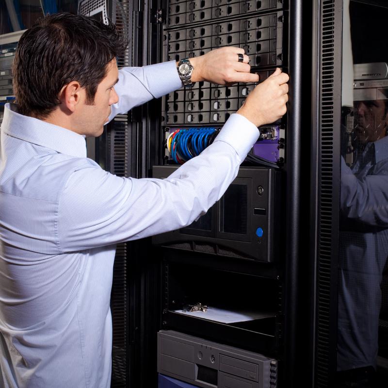 serverbeheer en server onderhoud